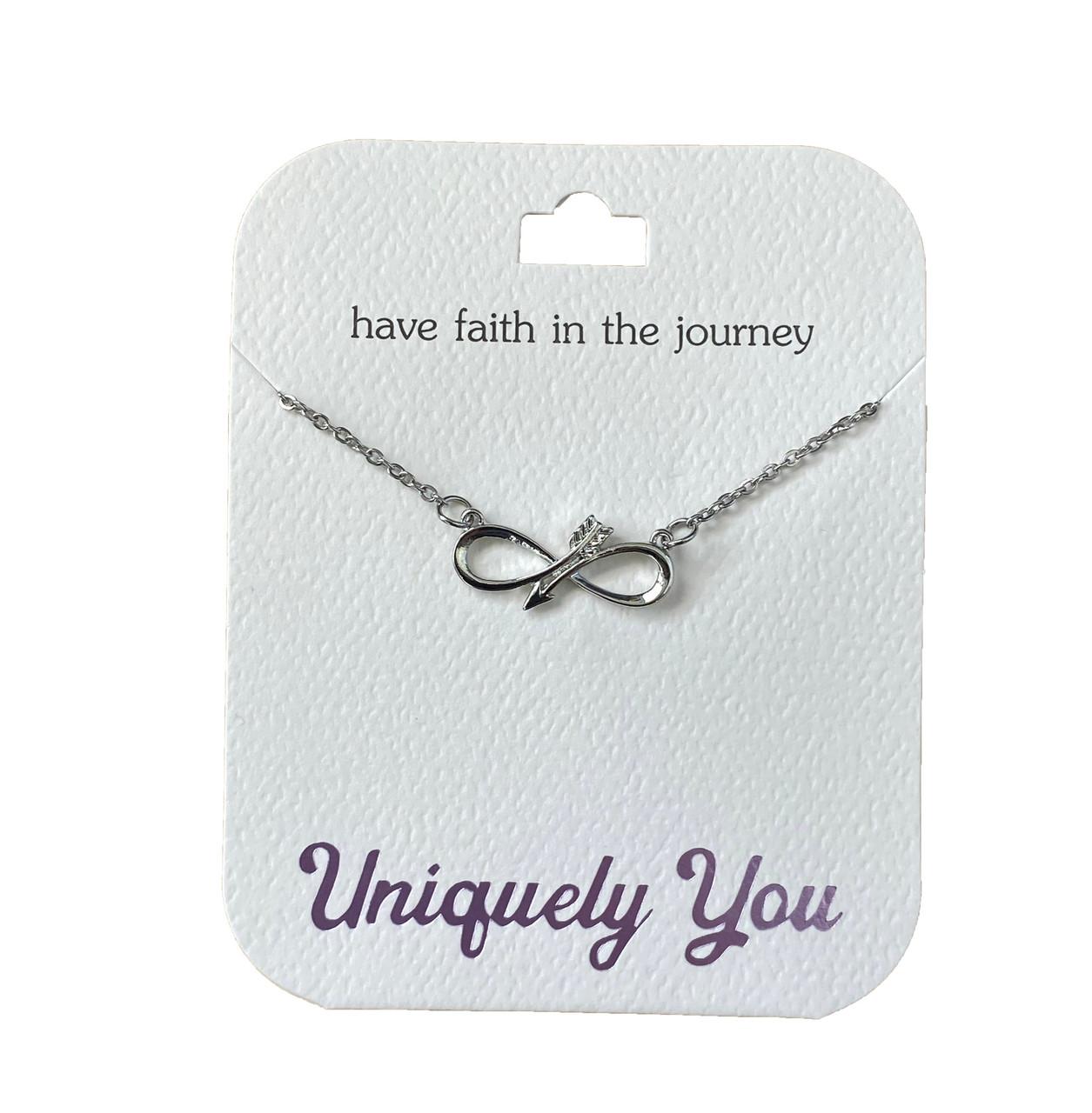 YOU4019 Uniquely You Pendant, Have faith