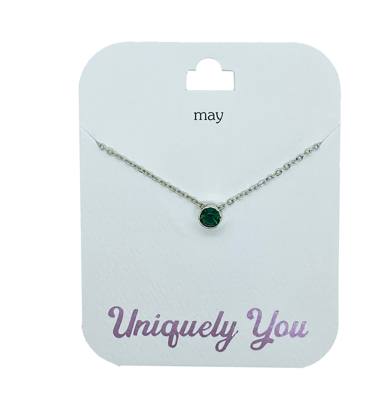 YOU2005 Uniquely You Pendant, May