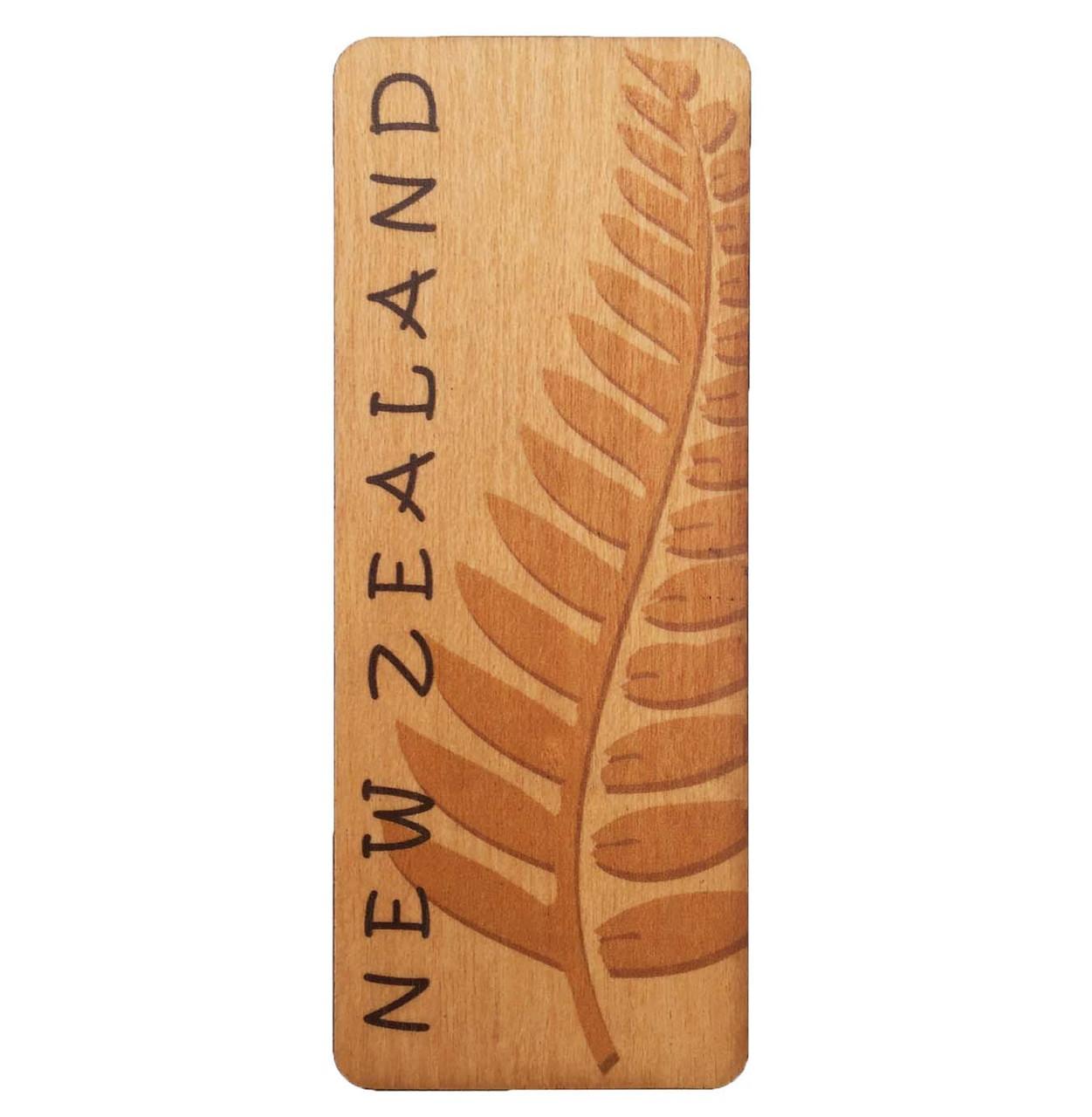 Bookmark Fern NZ