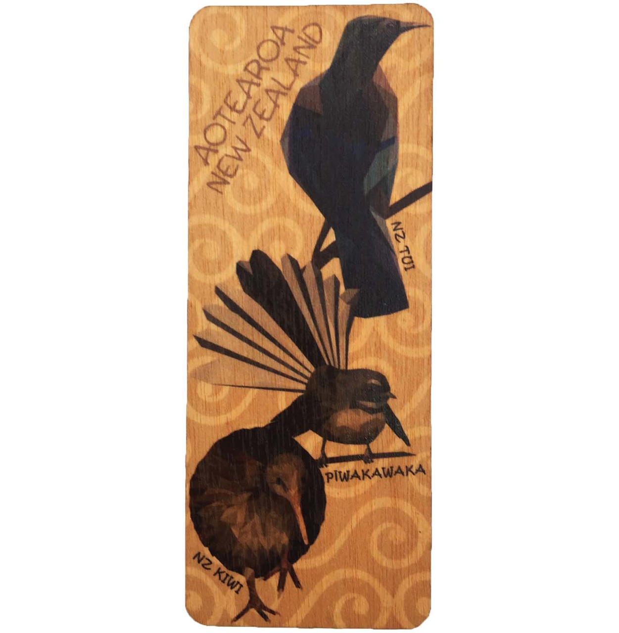 Bookmark Geo Birds