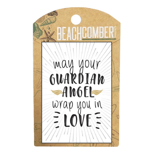 BCMG4028 Magnet Guardian angel Carded