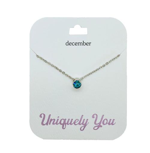 YOU2012 Uniquely You Pendant, December
