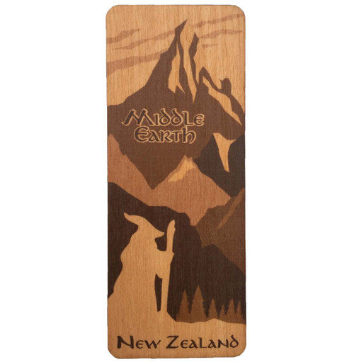 Bookmark Middle Earth