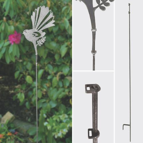 Garden Art Display Stake