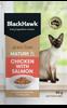 Black Hawk Feline Senior Salmon 85gx12