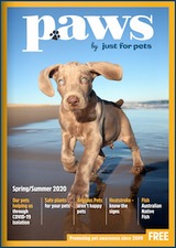 Paws Magazine by Just For Pets