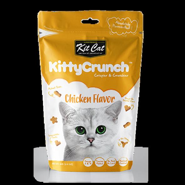 Kit Cat Kitty Crunch Chicken 60 g