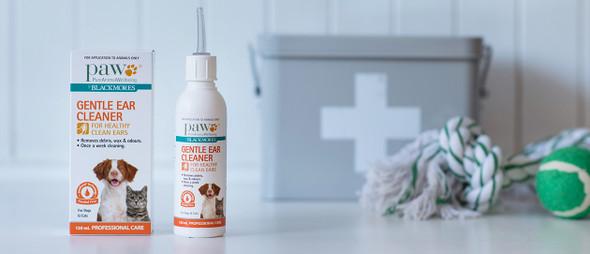 Paw Gentle Ear Cleaner 120ml