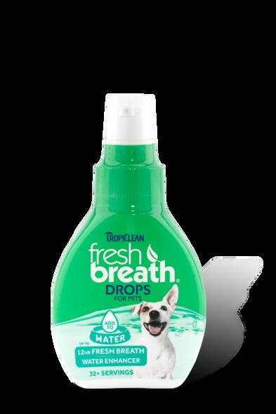 Tropiclean - Fresh Breath Drops 65 ML