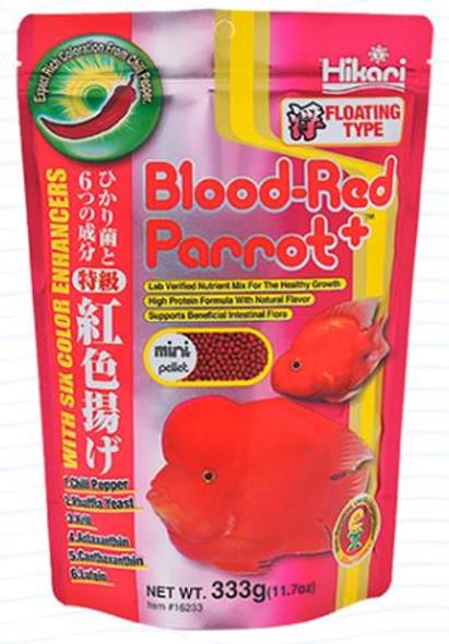 Hikari - Blood Red Parrot Plus Floating Mini 333G