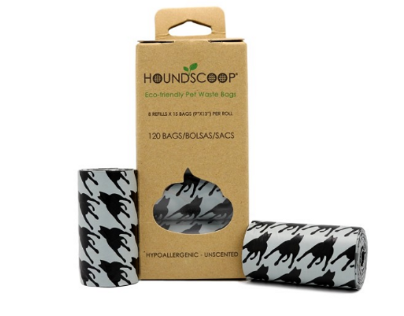 Houndscoop Bag Refill 120Pk