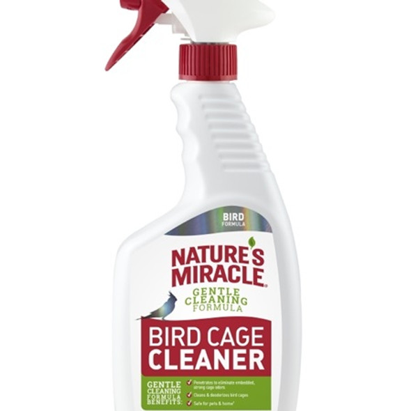 Nature's Miracle - Bird Cage Cleaner