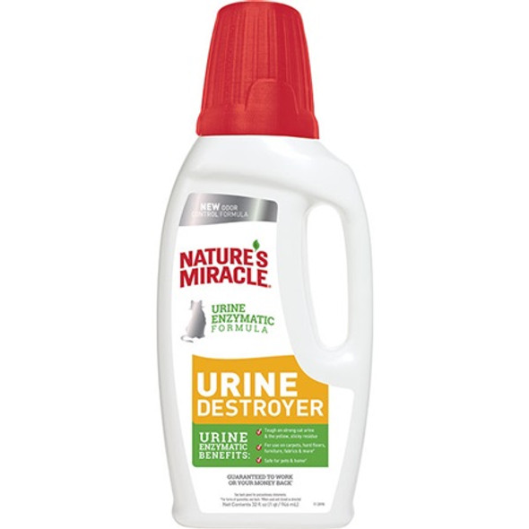Natures Miracle JFC Urine Destroyer Pour 946ml