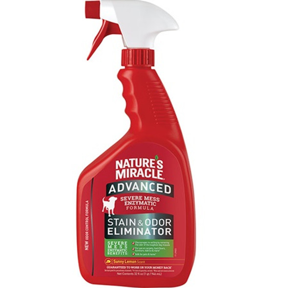 Nature's Miracle - Advanced Stain and Odor Eliminator Dog