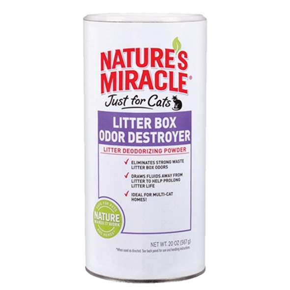 Nature's Miracle - Litter Box Odor Destroyer
