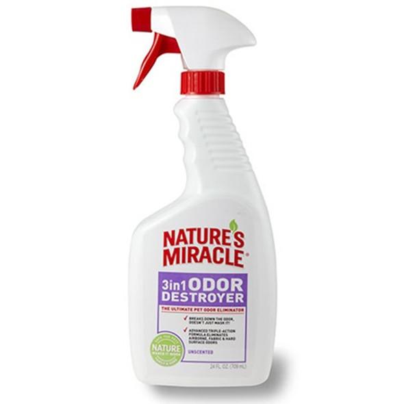 Nature's Miracle - 3 in 1 Odor Destroyer Lavender