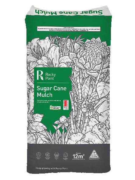 Rocky Point Jumbo Sugar Cane Mulch