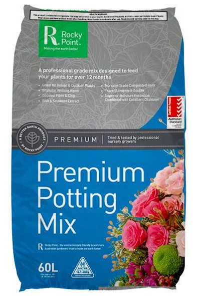Rocky Point Potting Mix 60L