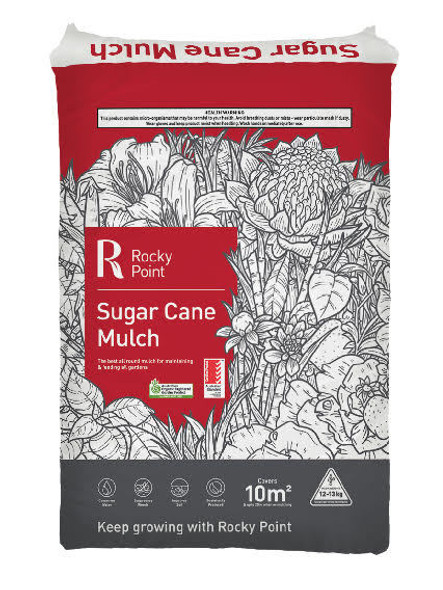 Rocky Point Sugar Cane Mulch Standard