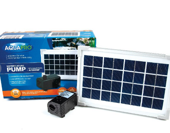 AQUAPRO AP300SP Solar Pump