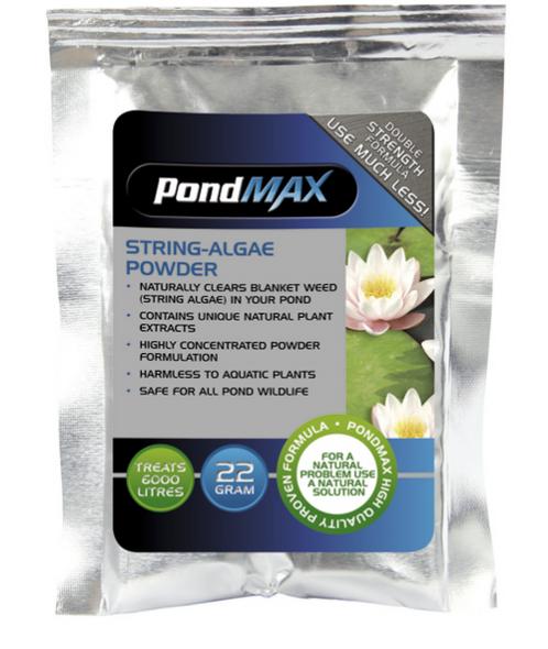 PondMax String Algae Treatment Powder 22.5g