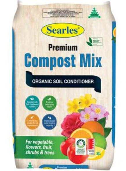 Searles Compost Mix 30L