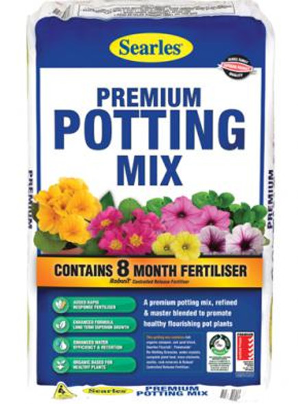 Searles Premium Potting Mix 30L