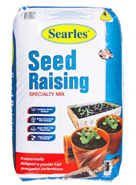 Searles Seed Raising Mix 30L