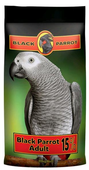 Laucke Mills - Black Parrot Adult 15% 20kg