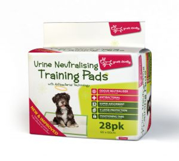 YD Urine Neutralising Pad 28pk