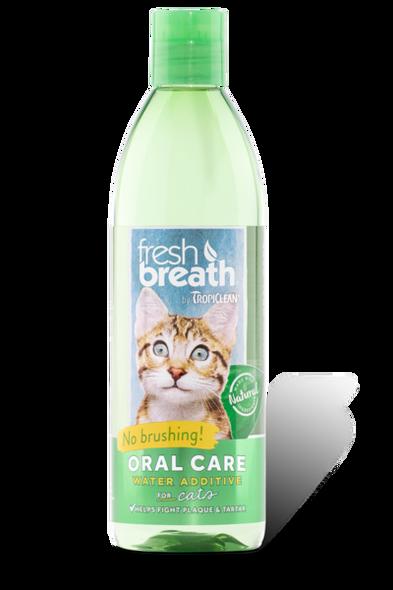Fresh Breath Water Add Cat 473ml