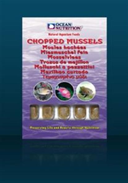 On Frozen Chopped Mussel 100G