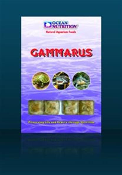 On Frozen Gammarus Shrimp 100G