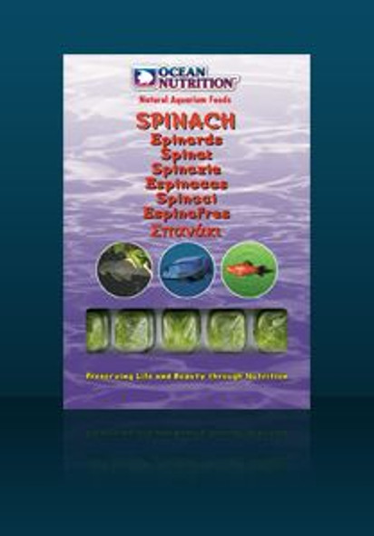 On Frozen Spinach 100G