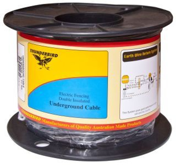 50M 2.5MM Underground Cable