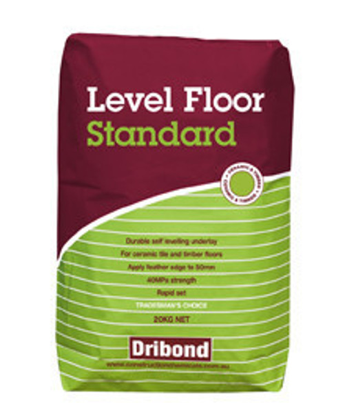 Level Floor Standard 20KG 40 Mpa Interior