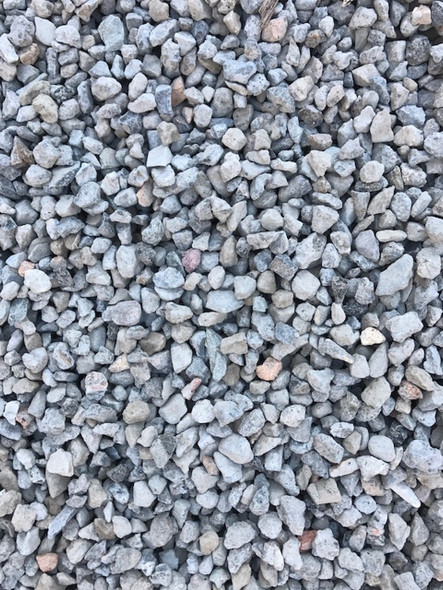 20mm Recycled Drainage Gravel 1m3