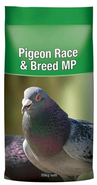 Laucke Mills Pigeon Race & Breed Mp