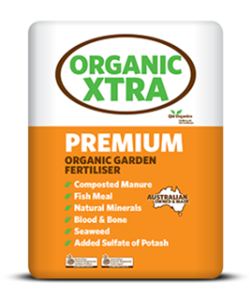 Organic Xtra Fertiliser