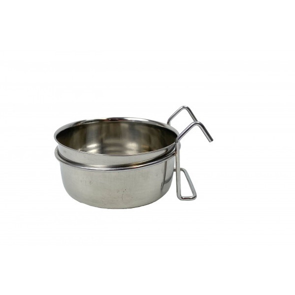 Stainless Steel Coop Cup with Hanger 591ml