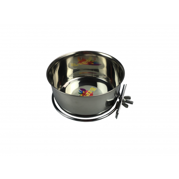 Stainless Steel Coop Cup with Clamp 1.42ltr