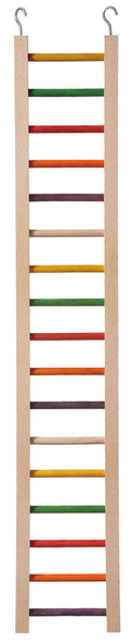 Feathered Friends Parrot Ladder 17 Rungs