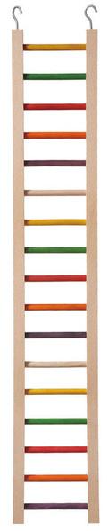 Parrot Ladder 17 Rungs