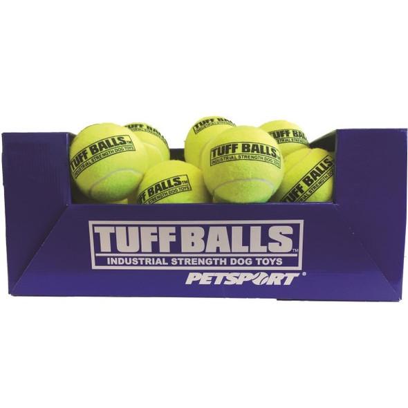 Tuff Squeak Tennis Ball 10Cm