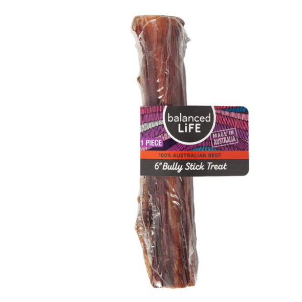 Balanced Life - 6inch Bully Sticks (each)