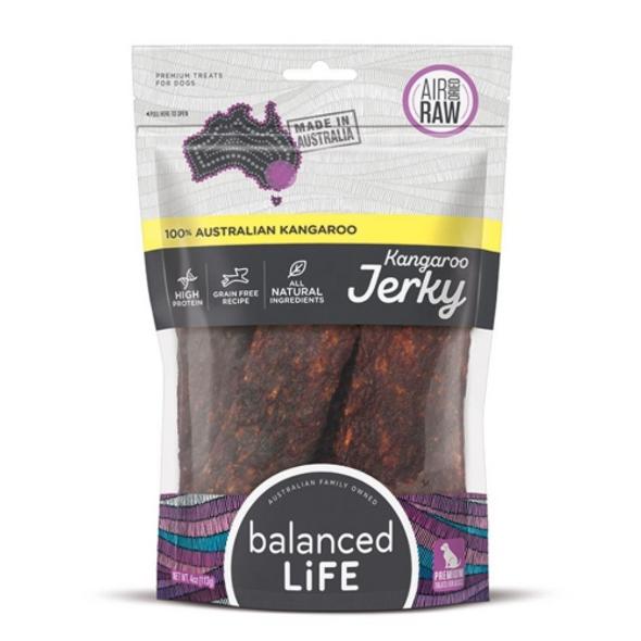Balanced Life - Kangaroo Jerky 113g