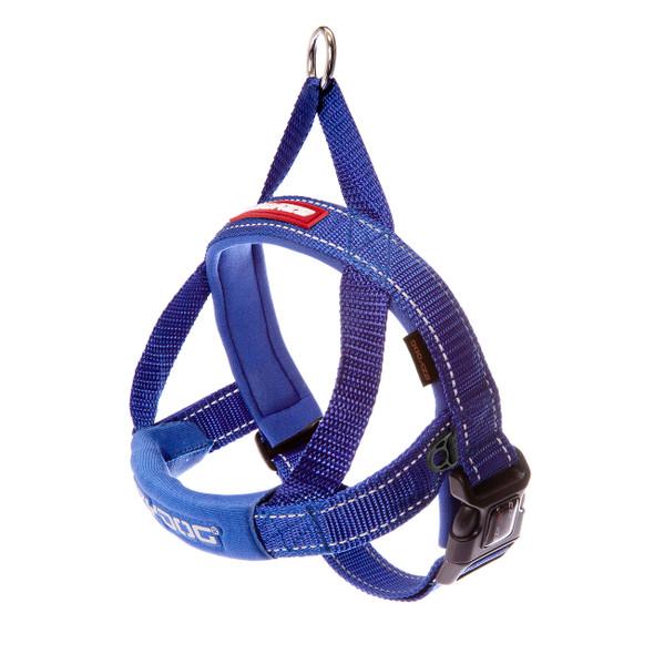EzyDog Harness Quickfit Blue Xl
