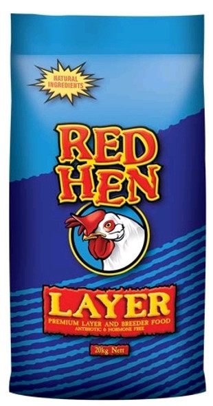 Laucke Mills Red Hen Coarse Layer 20Kg