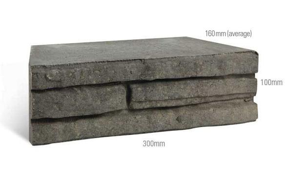 Natural Impressions Flagstone Ironstone 300 x 200 x 50mm