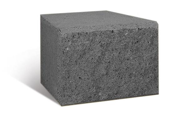 Mini Wall Charcoal 182 x 182 x 125mm